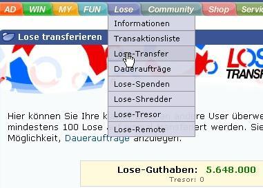 lose-transfer