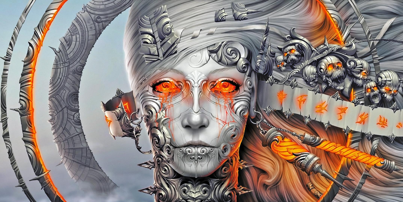 robot_steel_woman_face
